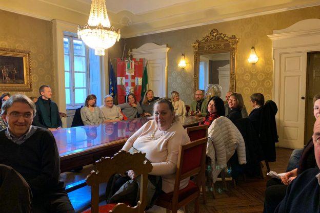 Ad Asti un incontro tra sindaco, assessore al Turismo, direttore della nuova Atl e le guide turistiche locali
