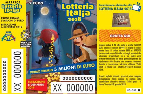 Asti baciata dalla fortuna: in provincia venduti tre biglietti vincenti della Lotteria Italia