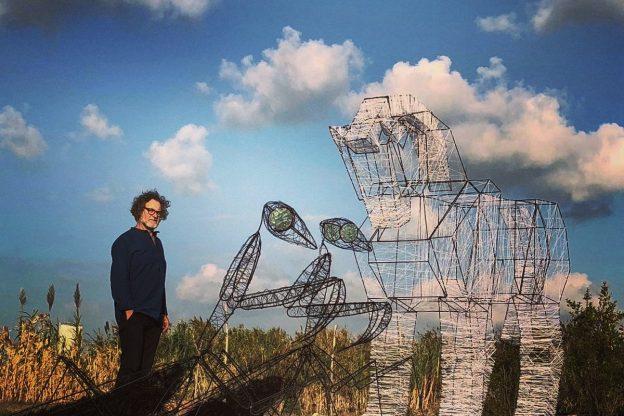 Con Italia Bellissima Nicola Genco svela l'arte della cartapesta