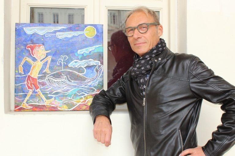 Chiude la mostra di Pinsoglio, ambasciatore del Museo Paleontologico di Asti