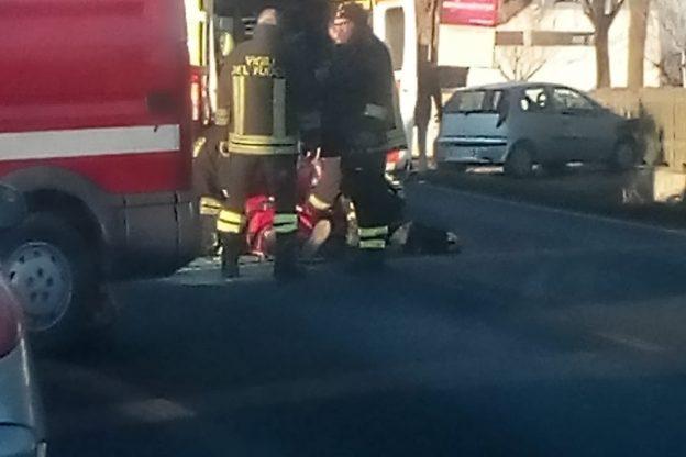 Asti, incidente in corso Alessandria