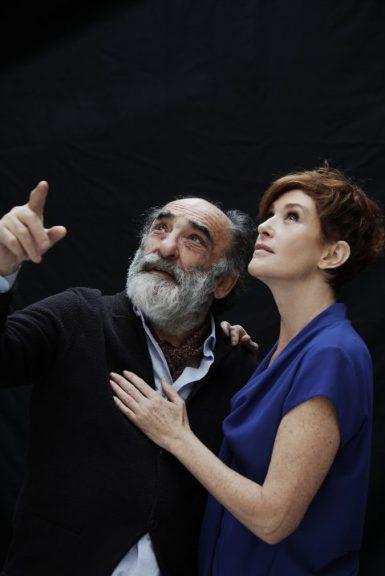 """Al Teatro Alfieri torna la grande prosa con Alessandro Haber e Lucrezia Lante Della Rovere ne """"Il padre"""""""