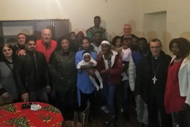 Il vescovo di Asti Marco Prastaro visita le attività di Arborvitae