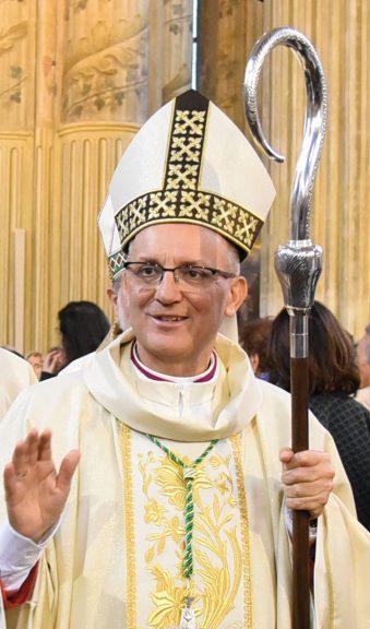 Gli incontri pastorali del vescovo Marco Prastaro
