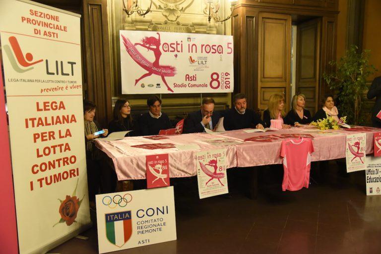 L'Asti in rosa cambia format: l'8 marzo si cammina di sera