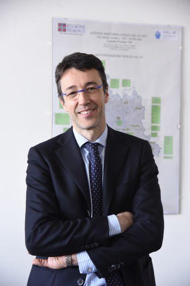 """Il commissario Messori Ioli: """"La professionalità in ambito informatico è un'esigenza strategica per l'Asl At"""""""