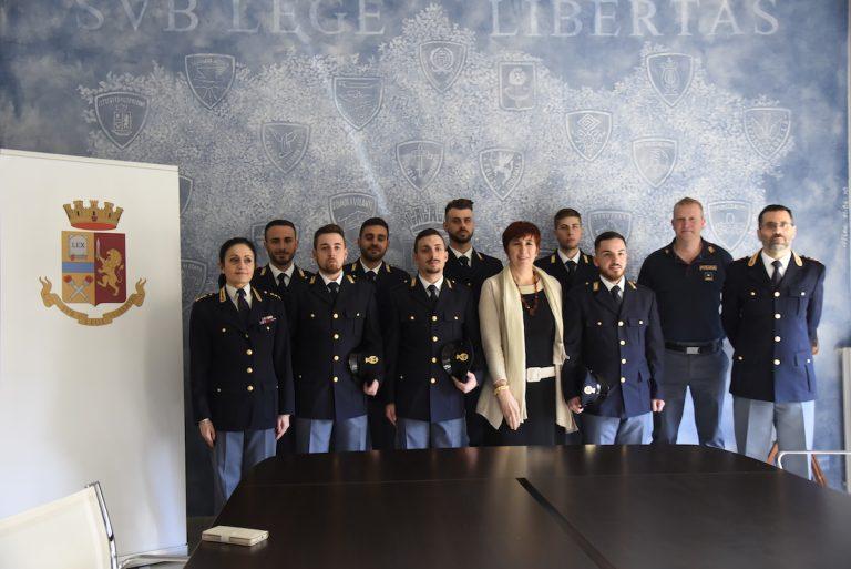 Asti, in polizia arrivano nuovi agenti oper rafforzare l'attività di prevenzione
