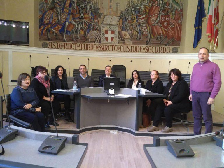 Asti, si fa il punto sulla cooperazione sociale tra bilanci e prospettive