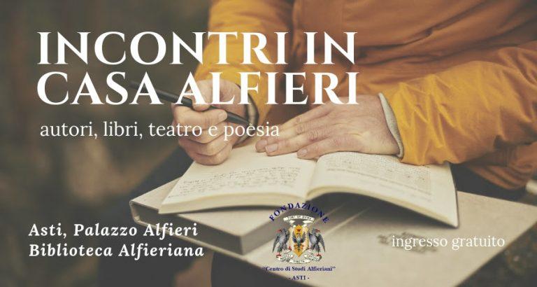 Asti: incontri in casa Alfieri