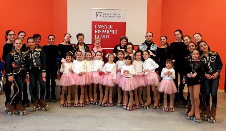 New Skating e Banca di Asti insieme alla Residenza San Giuseppe