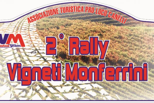 """Tutto pronto per il secondo rally """"I Vigneti Monferrini"""": ecco le chiusure delle strade nell'Astigiano"""
