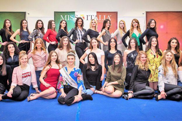 A Isola d'Asti 30 ragazze da tutto il Piemonte per Miss Italia