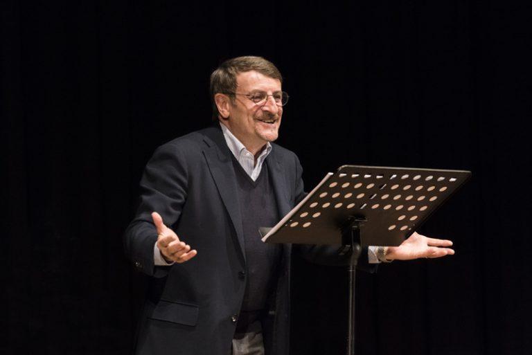 """All'Alfieri di Asti Giacomo Poretti con """"Fare un'anima"""""""
