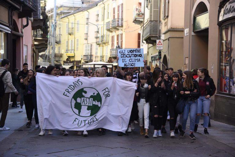 Friday For Future Asti: una settimana di eventi per salvare il clima