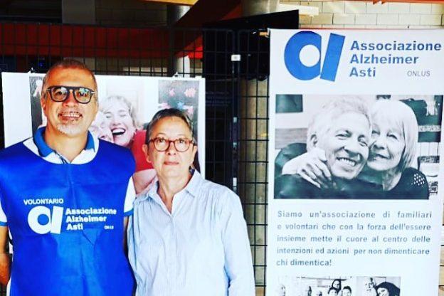 Serata di raccolta fondi per l'associazione Alzheimer Asti