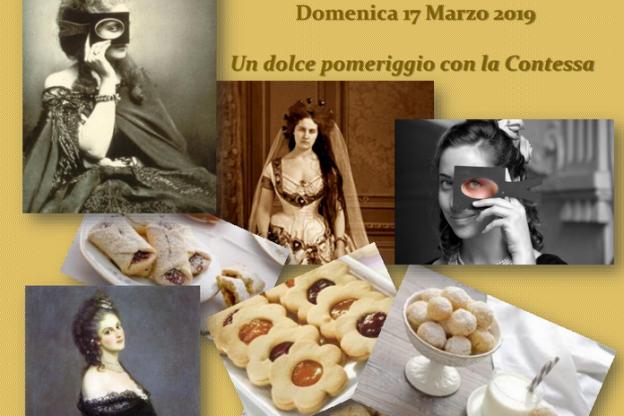 """""""Un dolce pomeriggio con la Contessa"""" a Costigliole"""