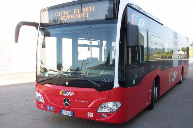 Asti, variazioni di percorso per i bus della linea 3 per lavori alla rotonda tra corso Alessandria e corso Casale