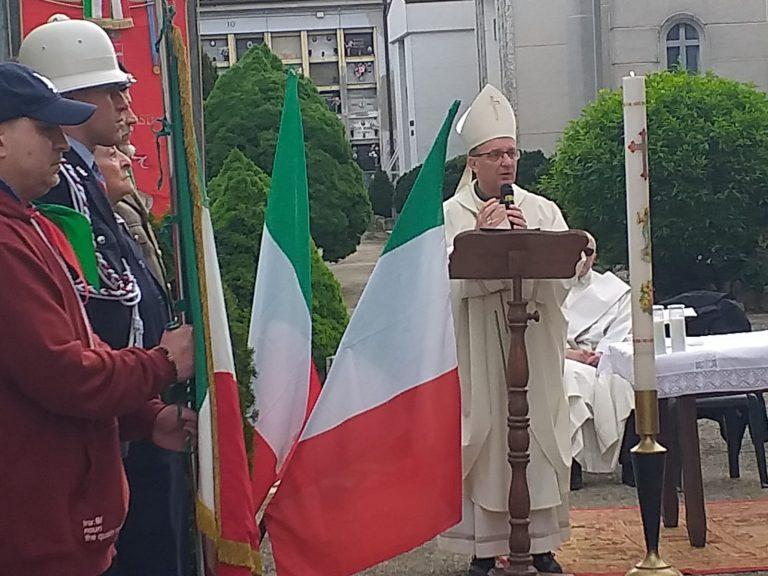 Il 25 aprile ad Asti: le prime immagini delle celebrazioni