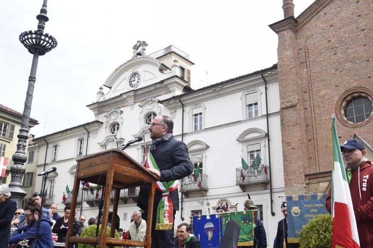 Asti celebra la Liberazione dal nazifascismo: la fotogallery
