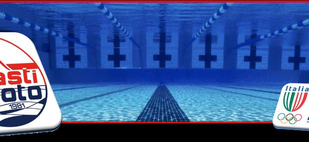 Campionati Regionali di Categoria Estivi per l'Asti Nuoto