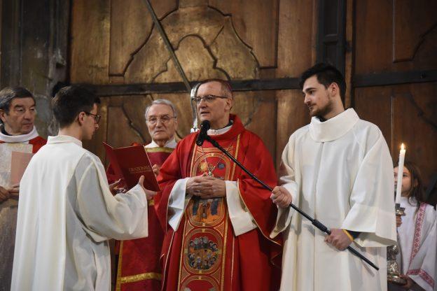 Il messaggio pasquale del vescovo Marco Prastaro