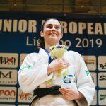 Judo, l'astigiana Silvia Pellitteri è di nuovo d'oro