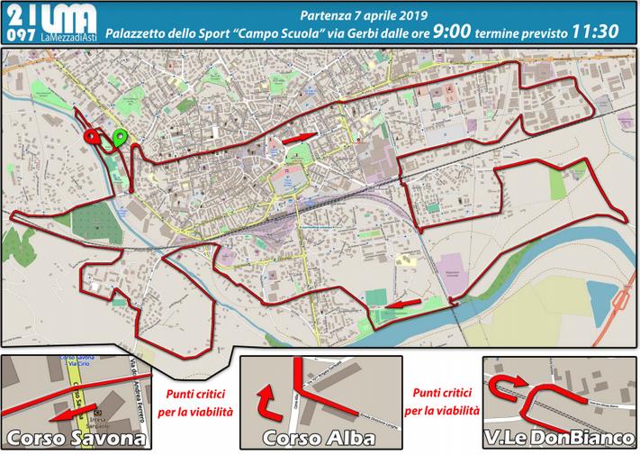 Ad Asti  XI edizione della Mezza Maratona