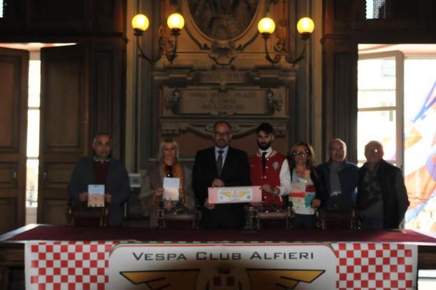 """""""Pasquetta in Vespa con gli Alfieri"""" ad Asti"""