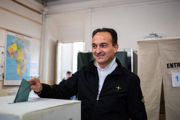 Elezioni Regionali. Alberto Cirio stravince anche nell'Astigiano