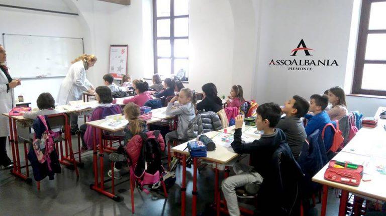 """Ad Asti il """"Concorso nazionale della Sapienza"""" dedicato alle scuole albanesi"""