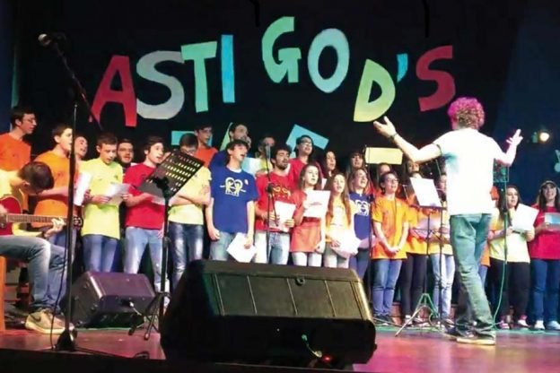 Verso l'Asti God's Talent: ecco il coro del Don Bosco