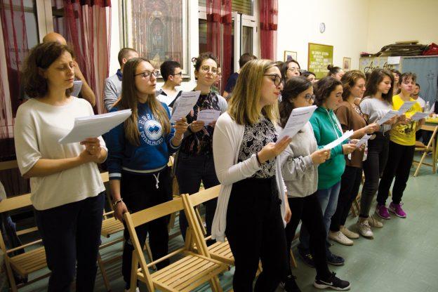 Verso l'Asti God's Talent: ecco il coro di Nostra Signora di Lourdes