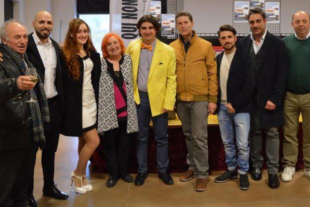 Entusiasmo a Montiglio Monferrato, paese trasformato in set cinematografico
