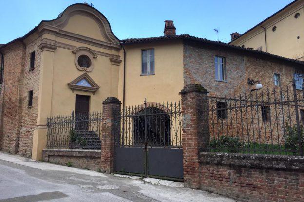 La delegazione Fai di Asti apre la Chiesa di Santa Croce a Montemagno