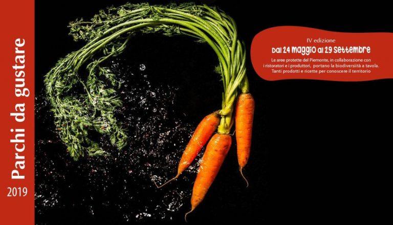 Torna Parchi da gustare: biodiversità nel piatto dal 24 maggio al 29 settembre