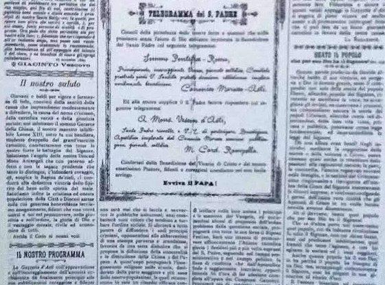 """La Gazzetta d'Asti compie 120 anni, domani il convegno """"Dalle community alle comunità"""""""
