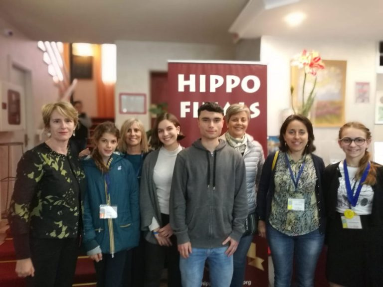 Studente del Vercelli di Asti quinto alle finali della Hippo Competition