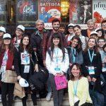 Il musical degli studenti della Jona trionfa al Gef di Sanremo
