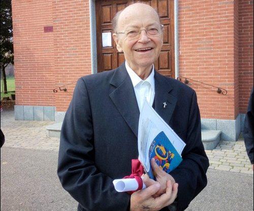 Diocesi in lutto per la scomparsa di don Piero Gagliardi