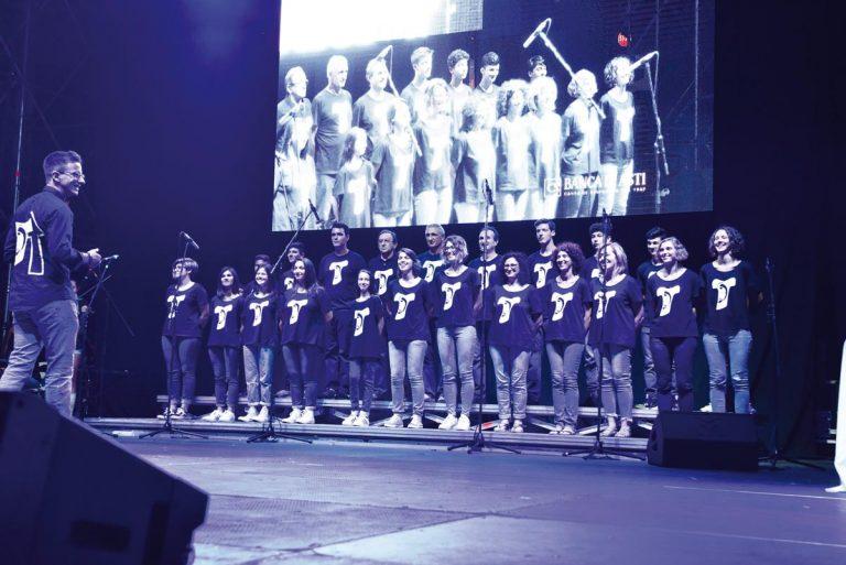 Vesro l'Asti God's Talent: ecco il coro di Refrancore