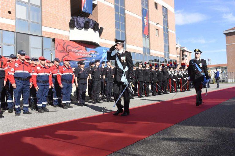 Festa dell'Arma: ecco i carabinieri astigiani premiati