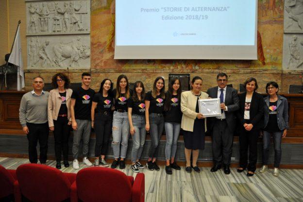 """Premiati gli studenti videomaker vincitori del concorso """"Storie di alternanza"""""""
