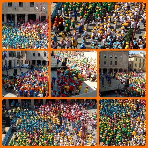 Festa diocesana degli oratori a San Damiano: la fotogallery
