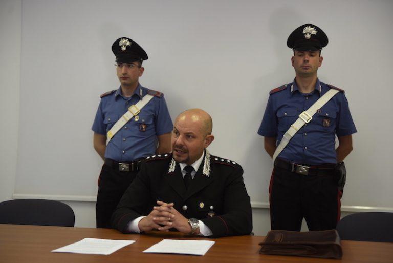 Rapinatori seriali arrestati dai carabinieri di Canelli