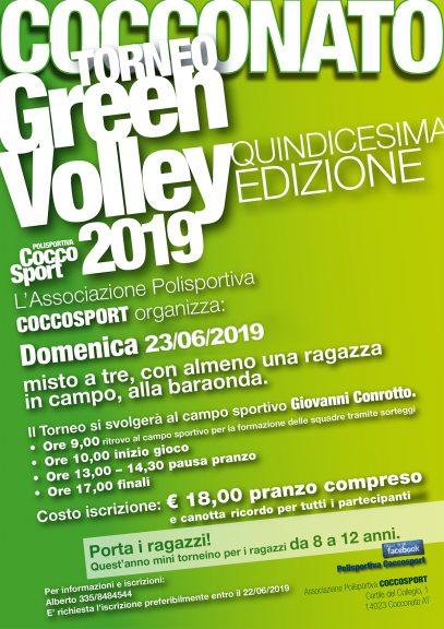 Concerto e Green Volley: week-end di musica e sport a Cocconato