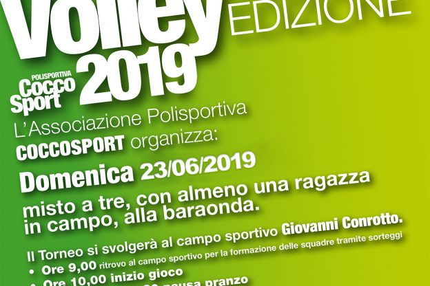 Concerto e Green Volley: week-end di musica e sport a Cocconato