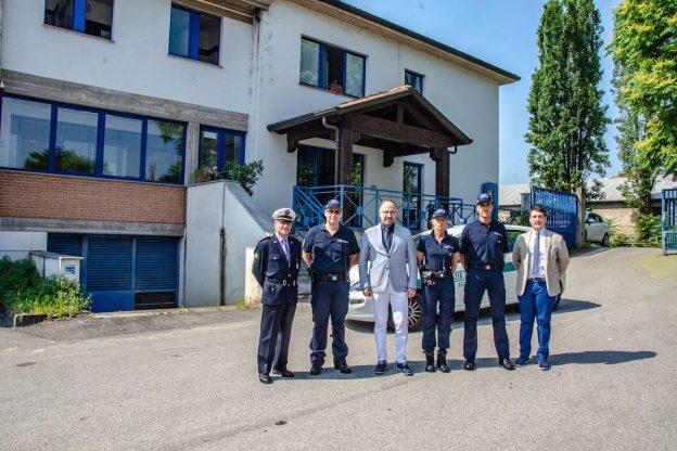Asti, nuove divise per la polizia municipale