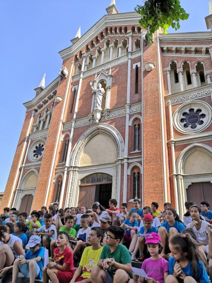 L'oratorio di San Pietro si apre alla solidarietà