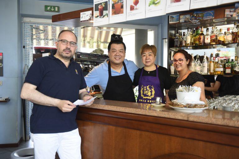 Asti, un caffè con il sindaco Rasero: i problemi della zona di piazza del Palio e piazza Marconi