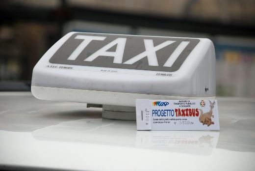 Per due settimane potenziato il servizio Taxibus che collega le frazioni alla città